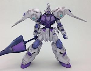 HG ガンダムキマリス 改造/改修 完成品 【ヤフオクで売るガンプラ製作】
