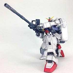 HGUC 陸戦型ガンダム 改修/改造 完成品 【ヤフオクで売るガンプラ製作】