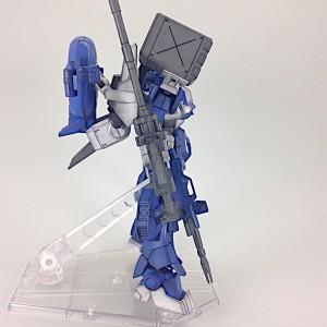 HG EZ-SR マキシマ 製作 完成品 【ガンプラ製作代行依頼品】