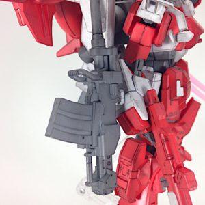 HG EZ-SR フォックスハウンド 製作 完成品 【ガンプラ製作代行依頼品】