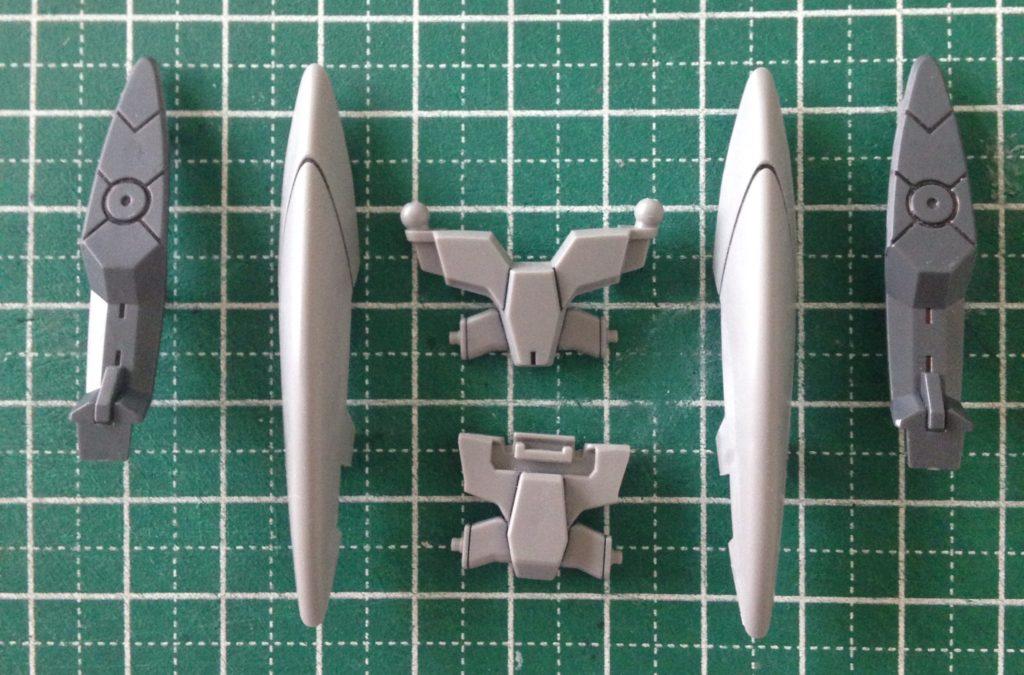 HGOO GN-X(ジンクス) 製作 1日目【ヤフオクで売るためのガンプラ製作】