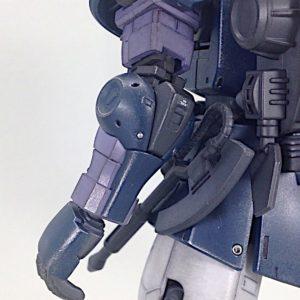 HG 高機動型ザクⅡ(オリジン.ver) 製作 完成品【ヤフオクで売るためのガンプラ製作】