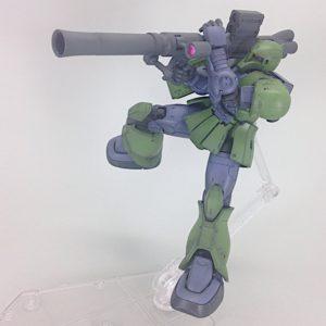HG ザクⅠ(オリジン.ver)完成品レビュー【ヤフオクで売るためのガンプラ製作】