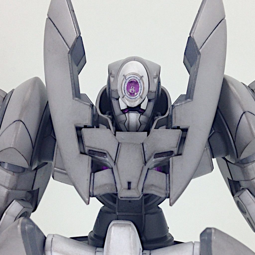 HGOO GN-X(ジンクス) 製作 完成品【ヤフオクで売るためのガンプラ製作】