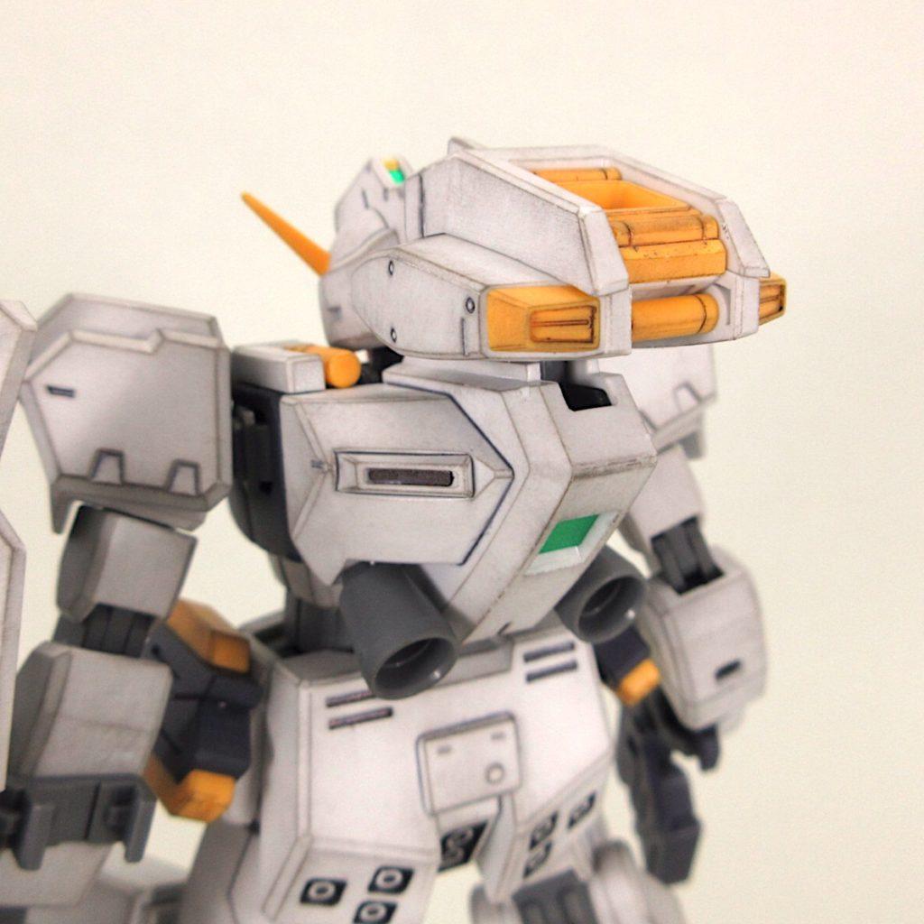 HGUC ガンダムTR-1[ヘイズル改] 完成品レビュー【ヤフオクで売るためのガンプラ製作】
