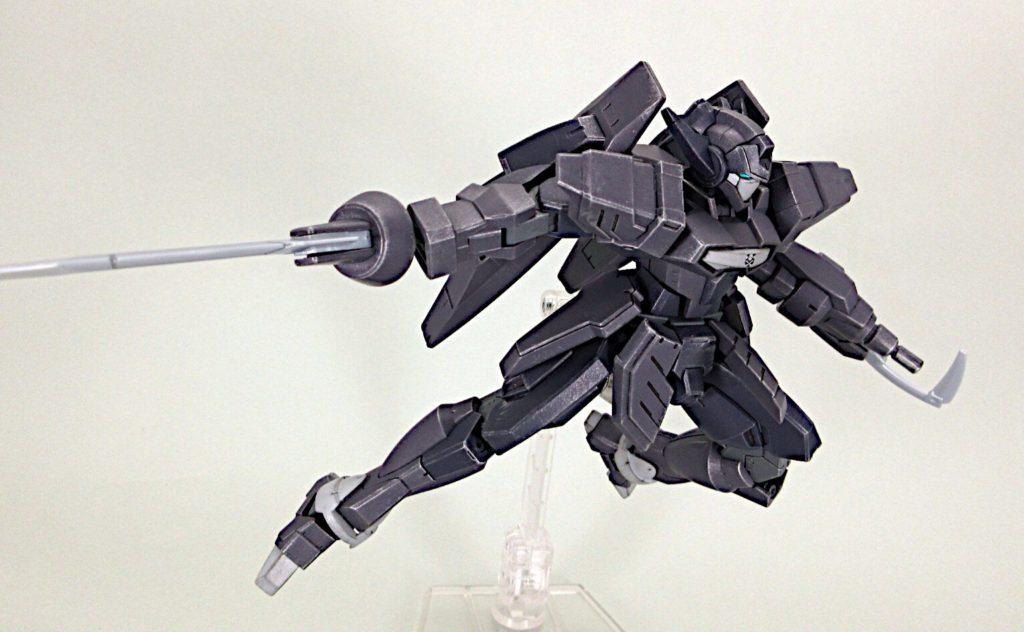 HG Gサイフォス 製作 完成品【ヤフオクで売るためのガンプラ製作】