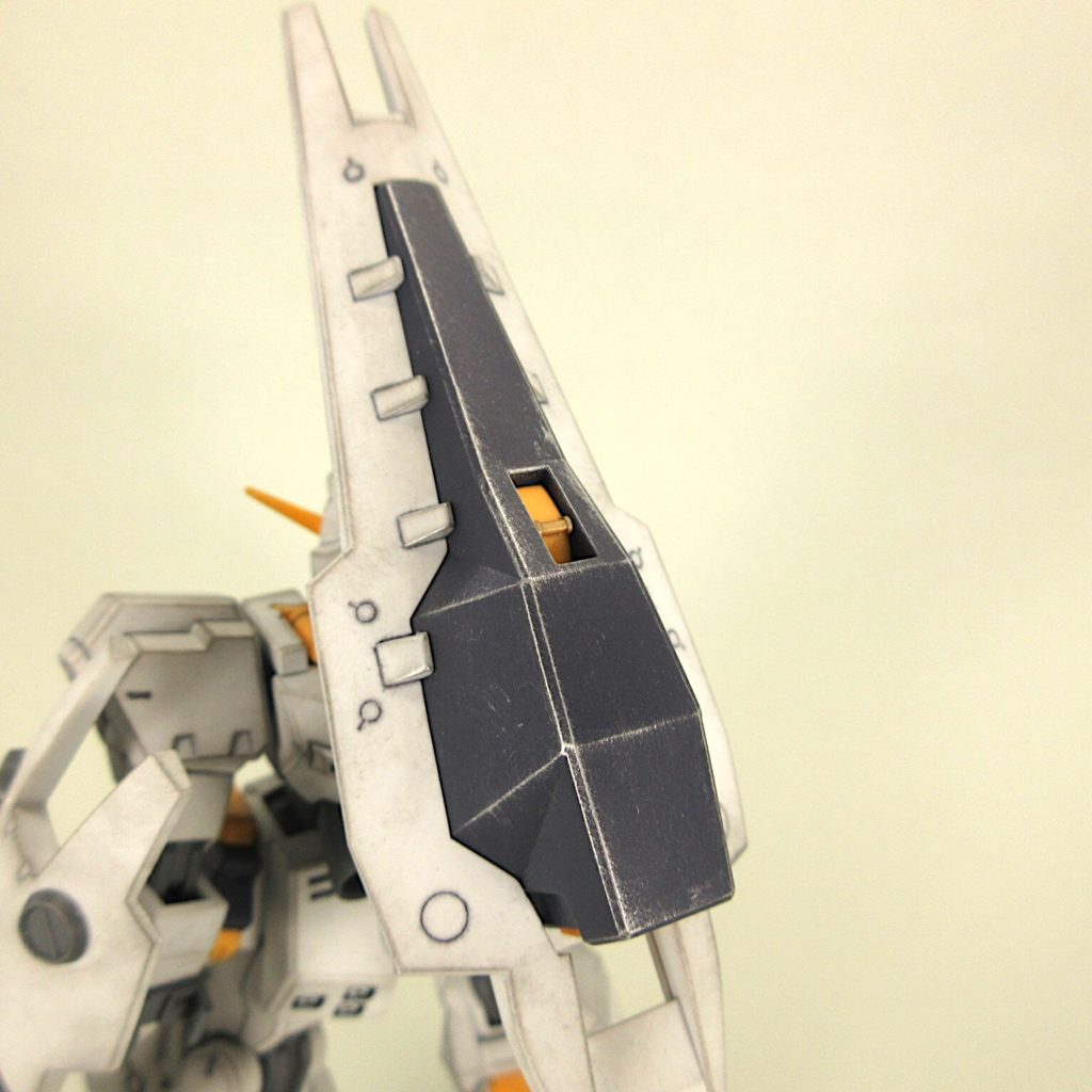 HGUC ガンダムTR-1[ヘイズル改] 完成品レビュー