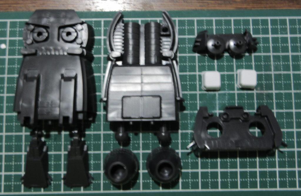 HGUC EX-Sガンダム 製作・完成品レビュー
