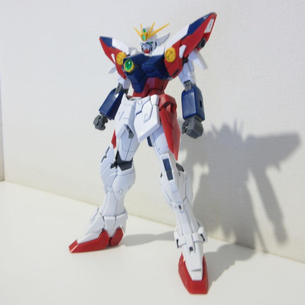 MG ウイングガンダムプロトゼロEW 製作レビュー【ガンプラ製作代行依頼品】