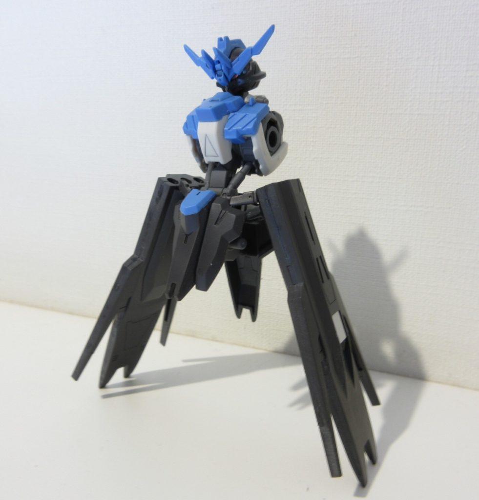 HGIBO ガンダムヴィダール 製作レビュー【ヤフオクで売るためのガンプラ製作】
