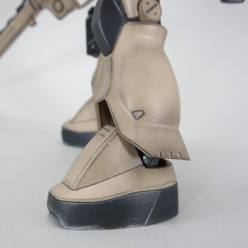 HGUC ザク1スナイパータイプ(カークス機) 完成品レビュー 【ヤフオクで売るためのガンプラ製作】