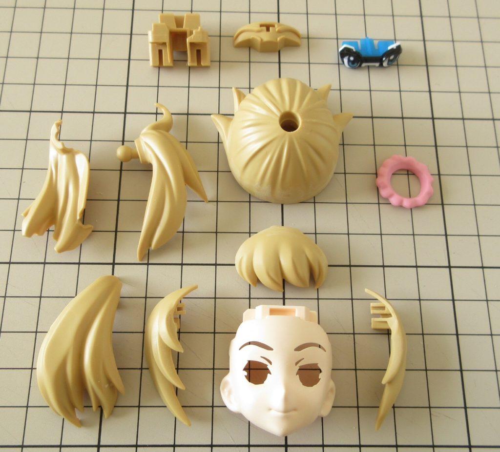 【フィギュアライズバスト】 フミナ 製作/完成品レビュー 【ガンプラ製作代行依頼】