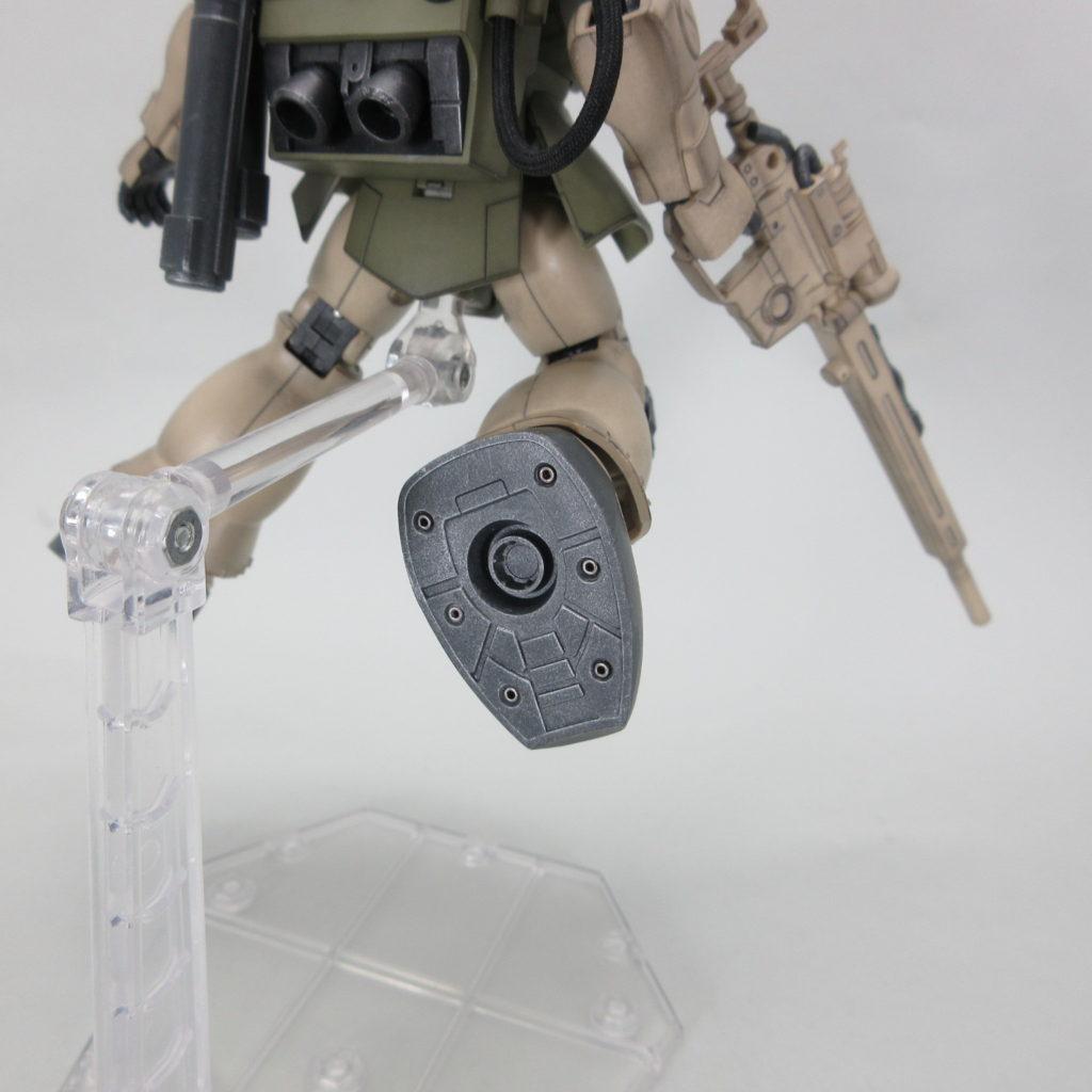 HGUC ザク1スナイパータイプ(カークス機) 完成品レビュー