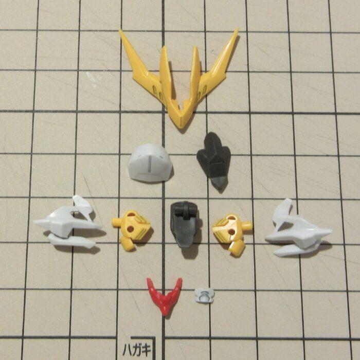 HGIBO バルバトスルプスレクス 製作レビュー【ヤフオクで売るためのガンプラ製作】