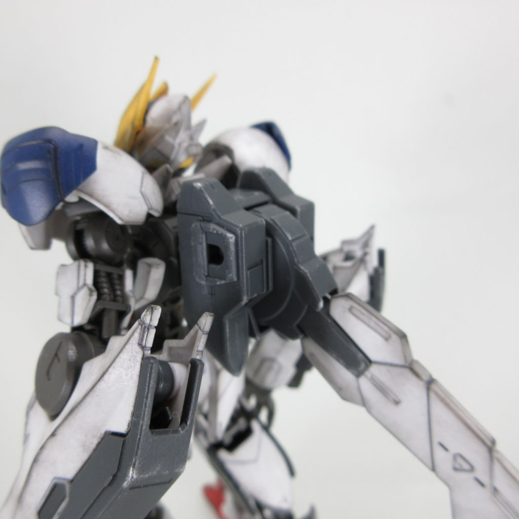 HGIBO ガンダム バルバトスルプスレクス 製作・完成品レビュー