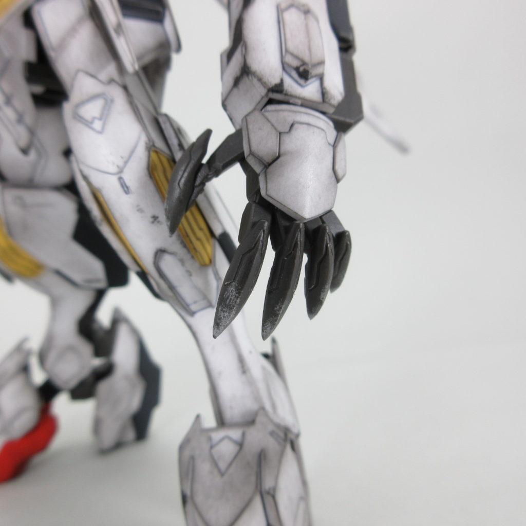 HGIBO バルバトスルプスレクス 完成品レビュー【ヤフオクで売るためのガンプラ製作】