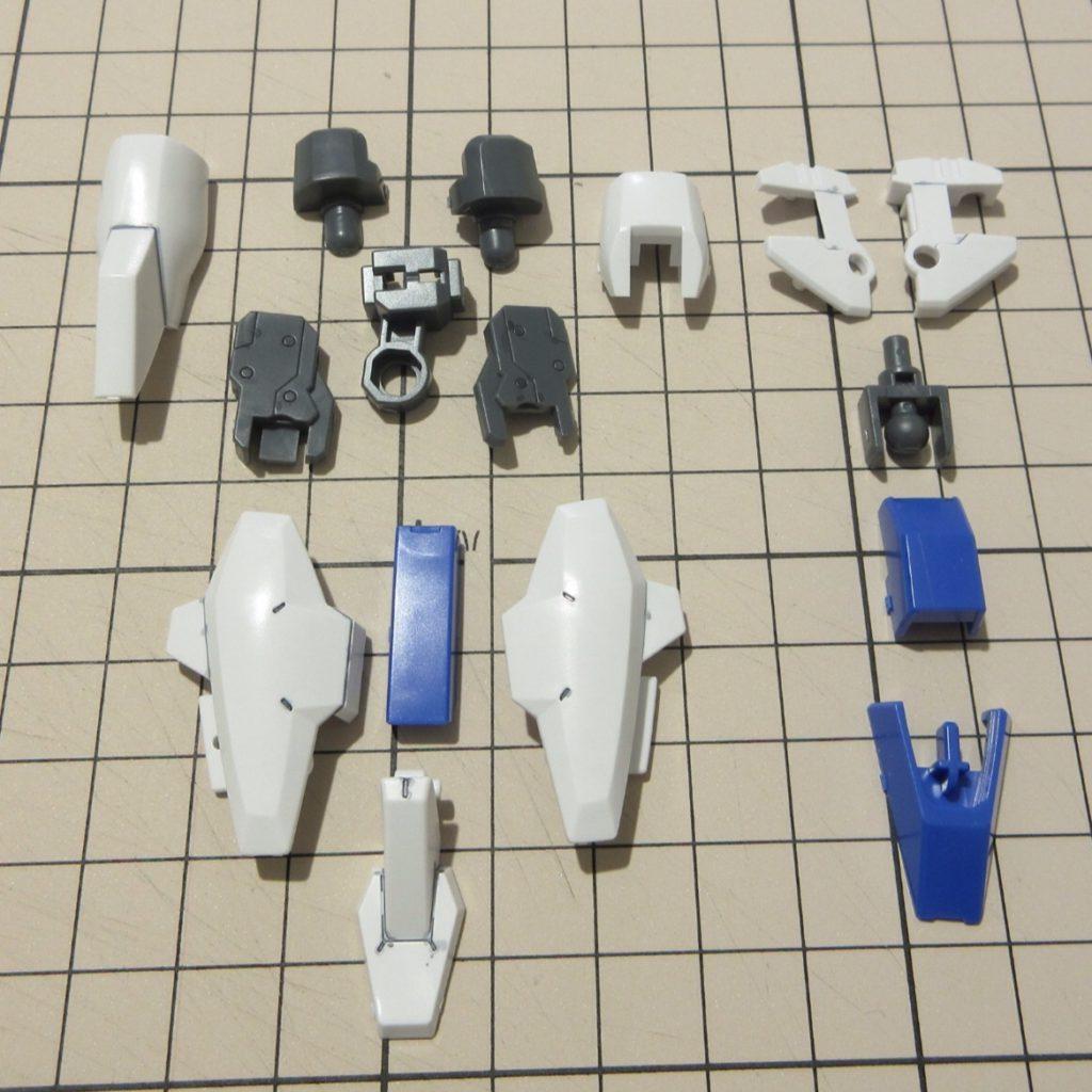 HGAGE ガンダムAGE-2ノーマル 製作レビュー【ヤフオクで売るためのガンプラ製作】