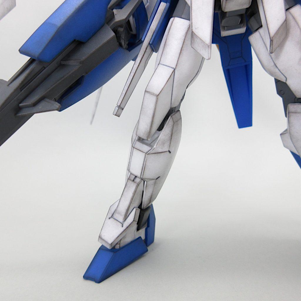 HGAGE ガンダムAGE-2ノーマル 完成品レビュー