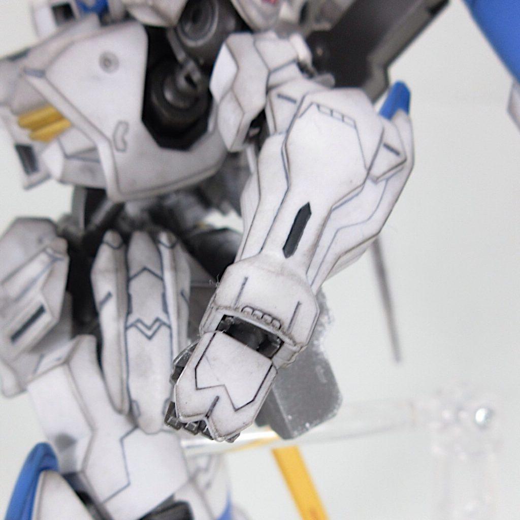 HGIBO ガンダムバエル 製作・完成品レビュー【ガンプラ製作代行依頼品】