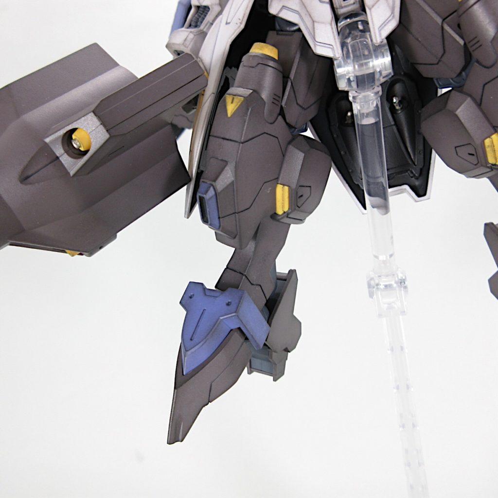 HGIBO ガンダムキマリスヴィダール 完成品レビュー【ヤフオクで売るためのガンプラ製作】