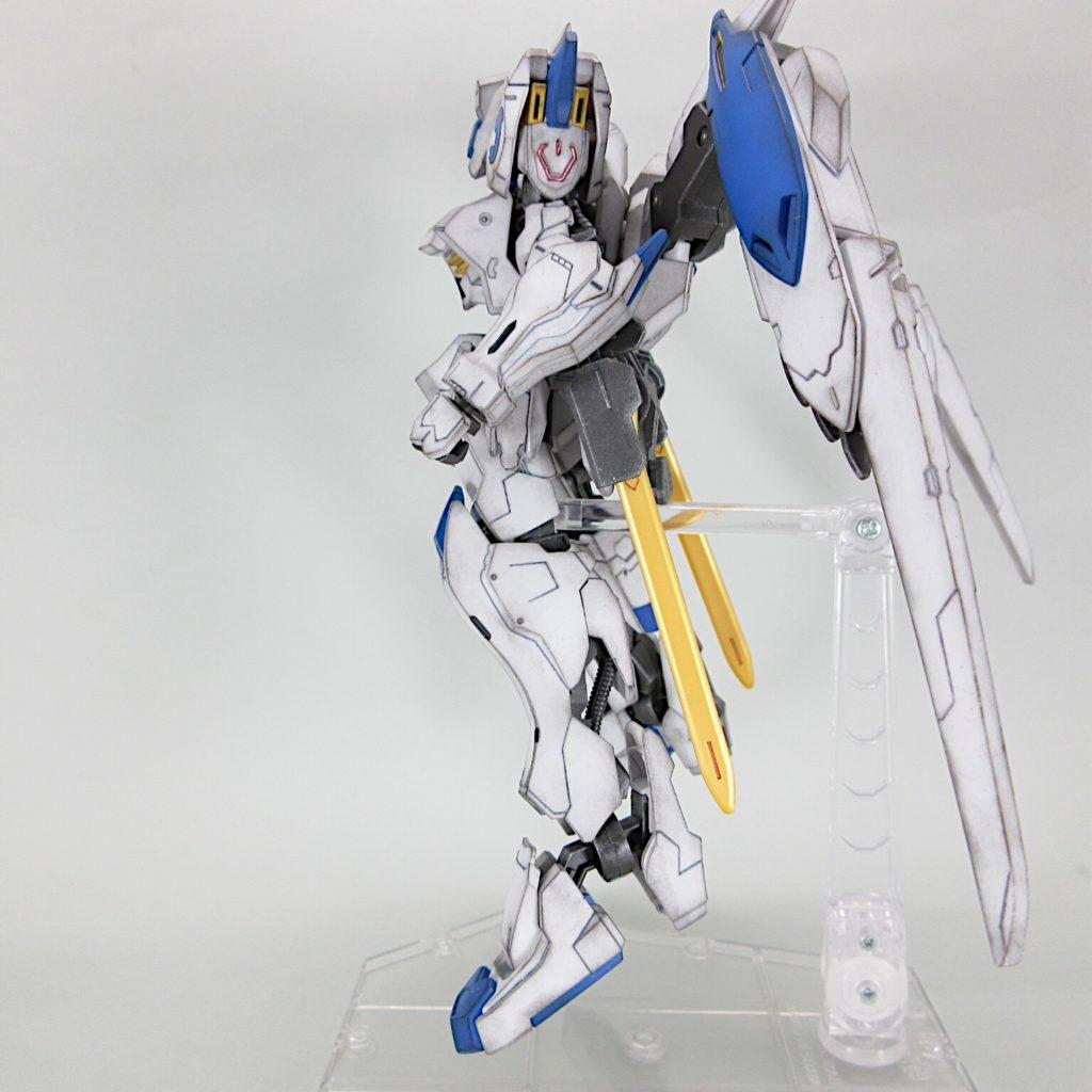 HGIBO ガンダムバエル 完成品レビュー【ガンプラ製作代行依頼品】