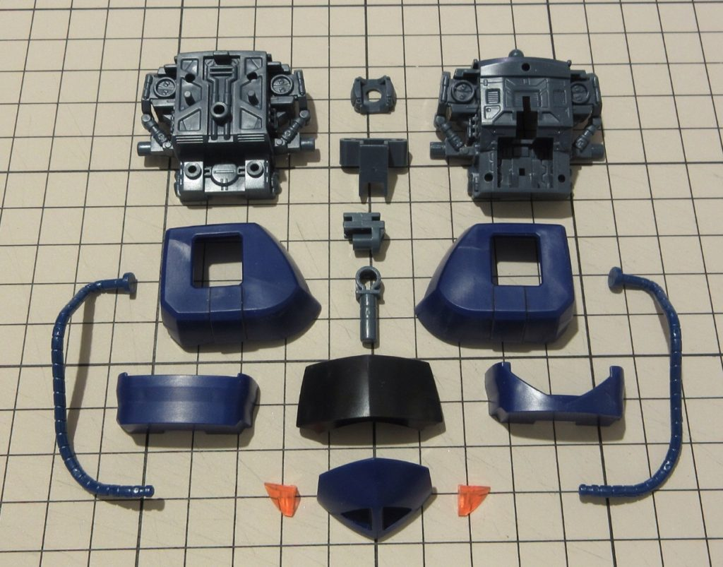 MG グフ ver1.0 製作・完成品レビュー