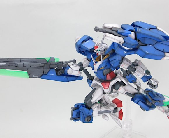 HGOO ダブルオーガンダム セブンソード/G 完成品レビュー