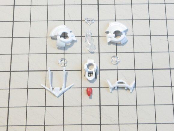 HGOO ダブルオーガンダム セブンソード/G 製作レビュー