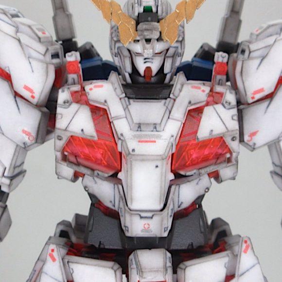 RG ユニコーンガンダム 製作・完成品レビュー