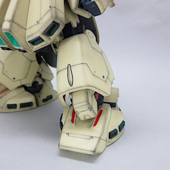 HGUC ジ・オ(ジ・O) 製作・完成品レビュー【ヤフオクで売るためのガンプラ製作】
