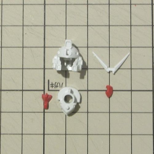 HGUC フルアーマーガンダム7号機 製作レビュー