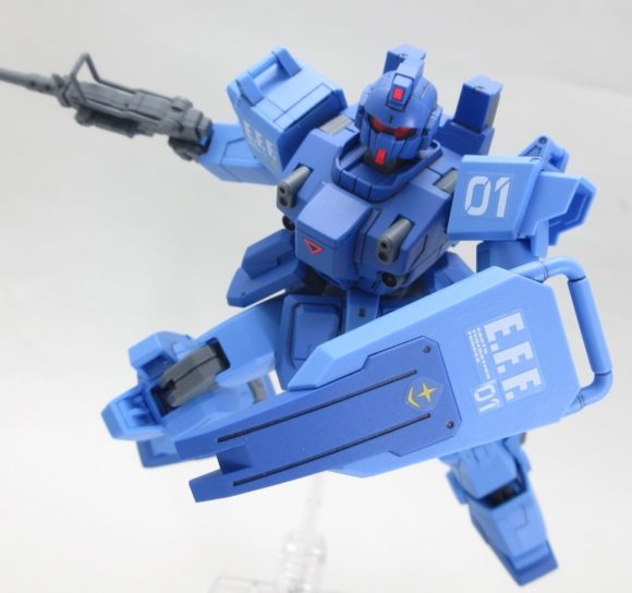 HGUC ブルーディスティニー1号機(BD1号機) 完成品 レビュー【ガンプラ製作代行依頼】