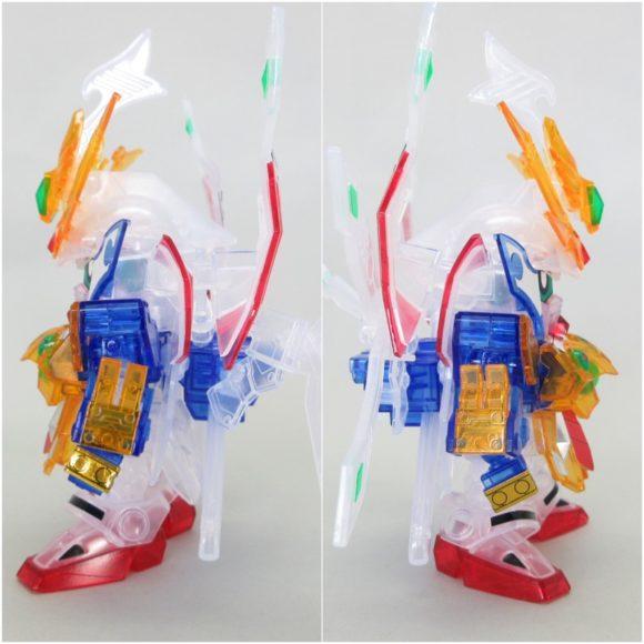 LEGEND BB 武者號斗丸(最終決戦Ver.)クリアカラー 完成品レビュー【ガンプラ製作代行依頼品】