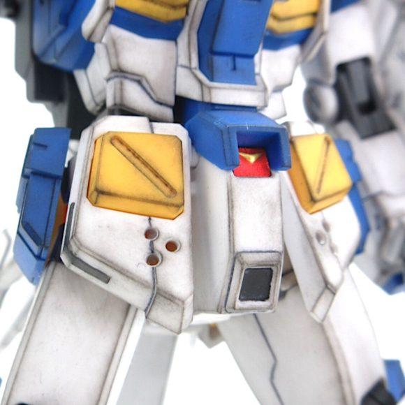 HGUC フルアーマーガンダム7号機 完成品レビュー【ヤフオクで売るためのガンプラ製作】