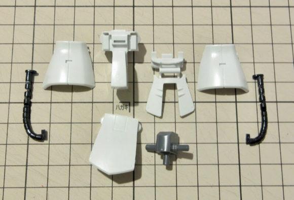 HGUC 高機動型ザクⅡ(シンマツナガ機) 製作レビュー【ヤフオクで売るためのガンプラ製作】