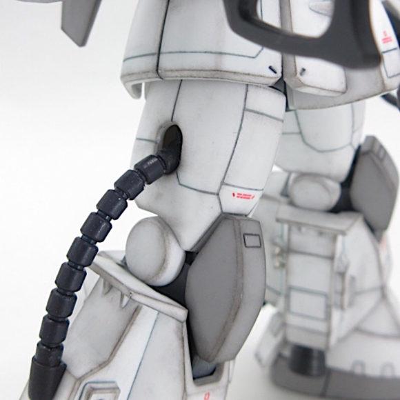 HGUC 高機動型ザクⅡ(シンマツナガ機) 完成品レビュー【ヤフオクで売るためのガンプラ製作】