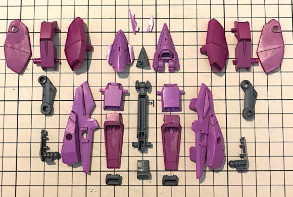 MG デスティニーインパルスガンダムリジェネス 製作レビュー【ヤフオクで売るためのガンプラ製作】