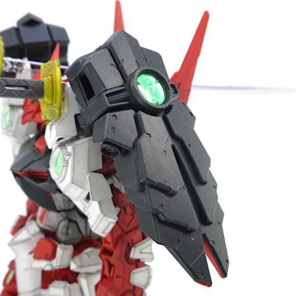 MG 戦国アストレイガンダム 完成品レビュー【ヤフオクで売るためのガンプラ製作】