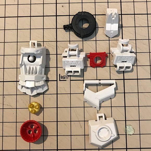 MG 戦国アストレイガンダム 製作・完成品レビュー