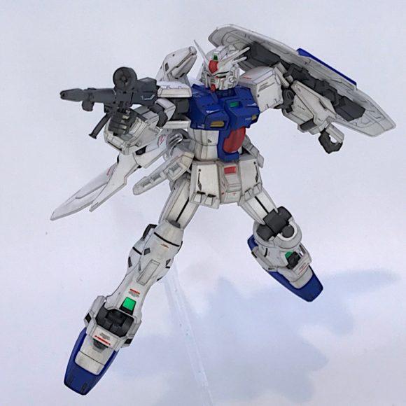 HGUC GP03ステイメン 製作・完成品レビュー