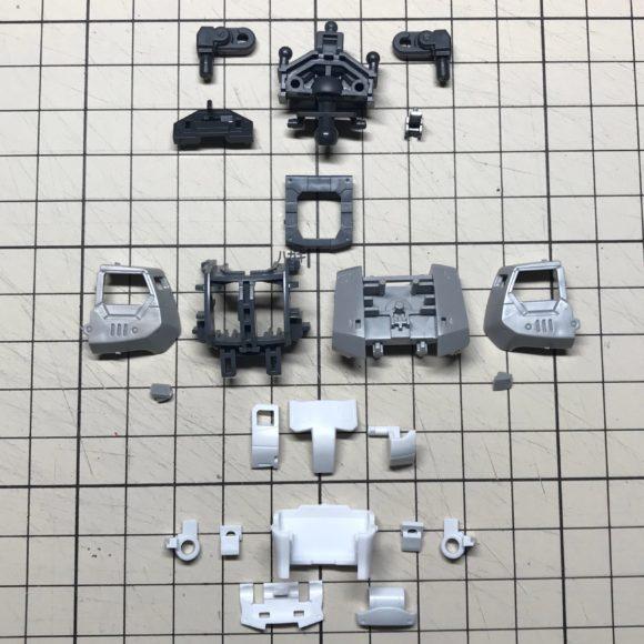 RG 高機動型ザクⅡシンマツナガ専用機 製作レビュー 【ヤフオクで売るためのガンプラ製作】