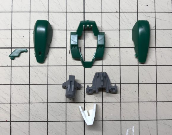 HGIBO モビルレギンレイズ(ジュリエッタ機) 製作・完成品レビュー 【ヤフオクで売るためのガンプラ製作】