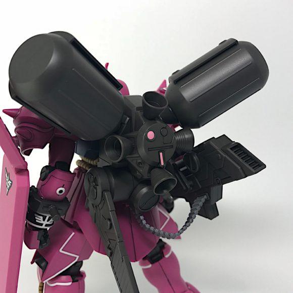 HGUC ギラズール(アンジェロ機) 製作・完成品レビュー