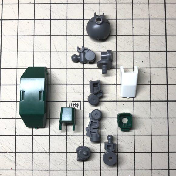 HGIBO モビルレギンレイズ(ジュリエッタ機) 製作・完成品レビュー