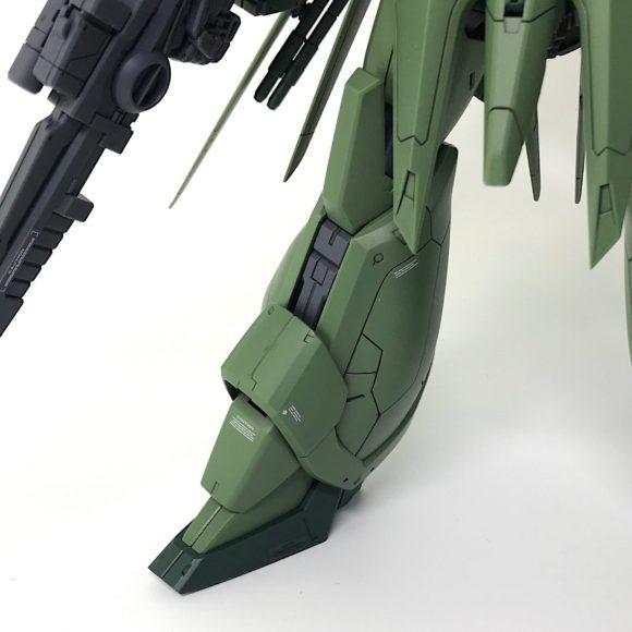RE/100 量産型バウ  製作・完成品レビュー【ヤフオクで売るためのガンプラ製作】