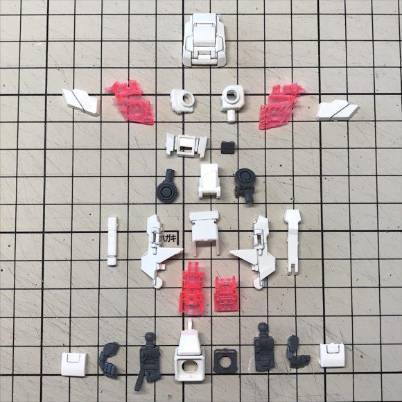 HGUC フルアーマーユニコーンガンダム製作・完成品