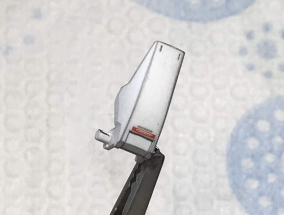 筆を使ったパステルシャドウのやり方