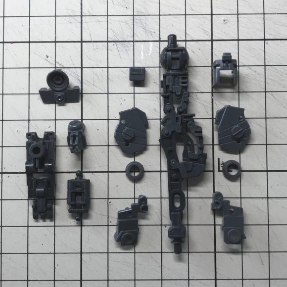 RG ガンダムGP01 フルバーニアン 製作&完成品レビュー