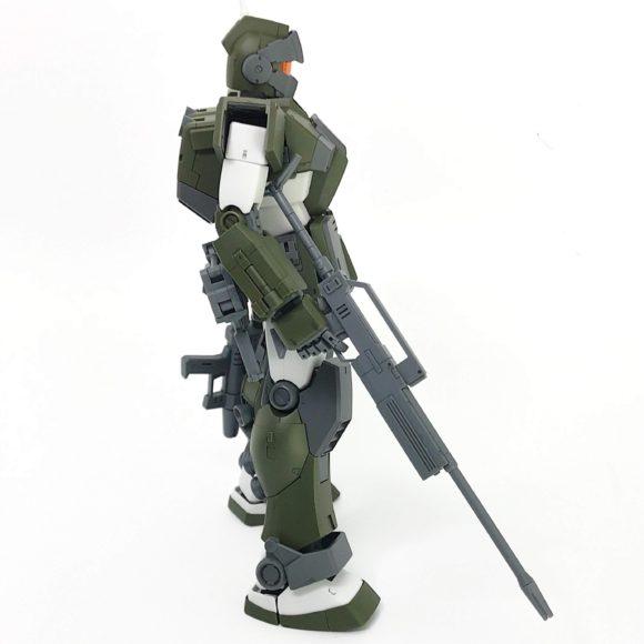 MG ジム・スナイパーカスタム 製作・完成品レビュー