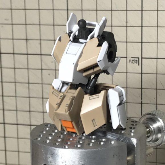 HG ガンダムグシオンリベイクフルシティ 製作・完成品レビュー
